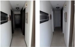 Paint the Hallway