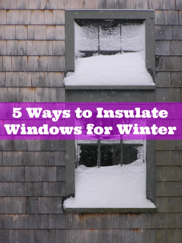 5 ways to insulate a window from apartment therapy