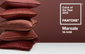 Colors of the year 2015