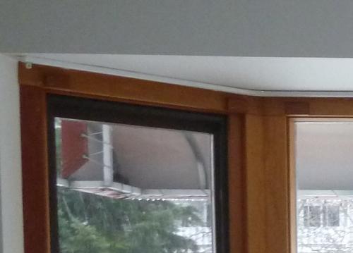 Bay window Rods