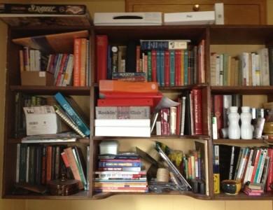 Too Many Books?