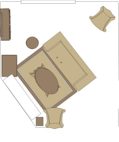 angle living room floorplan