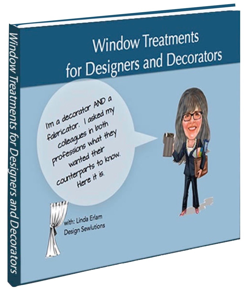 Window Treatments for Designers and Decorators